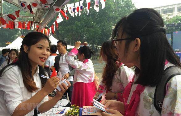 Ngày càng nhiều sinh viên Việt Nam du học tại Hàn Quốc - Ảnh 1.
