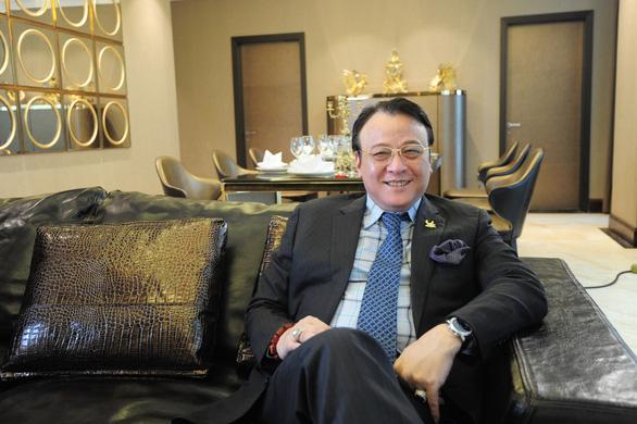 Chủ tịch Tân Hoàng Minh: Khởi nghiệp muốn thành công phải chấp nhận thất bại - Ảnh 1.