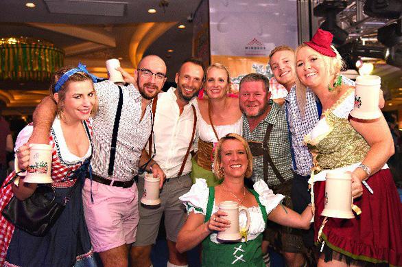 Sôi động Tuần lễ Ẩm thực và Văn hóa Đức tại Windsor Plaza - Ảnh 4.