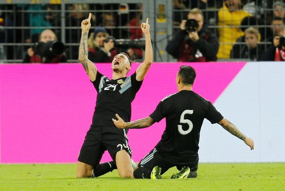 Argentina ngược dòng cầm chân Đức sau khi bị dẫn 2 bàn - Ảnh 3.