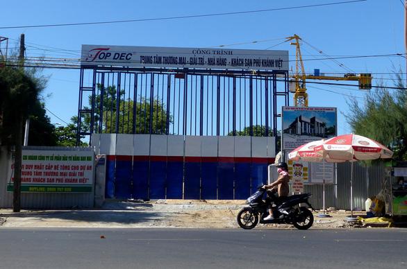 Phú Yên có sai sót khi cho triển khai dự án Phú Khánh Việt - Ảnh 1.