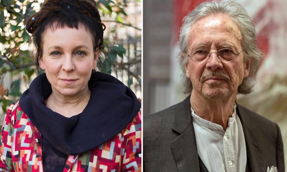 Peter Handke và Olga Tokarczuk, giữa mùa Nobel có hai kẻ lang thang khắp chốn - Ảnh 1.