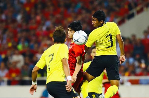 Quang Hải ghi bàn, Việt Nam đá bại Malaysia ở vòng loại World Cup 2022 - Ảnh 4.