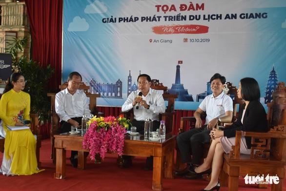 An Giang đông khách, sao doanh thu thua Đà Nẵng, Lào Cai? - Ảnh 1.