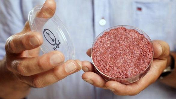 Nga sản xuất thành công thịt nuôi trong phòng thí nghiệm - Ảnh 1.