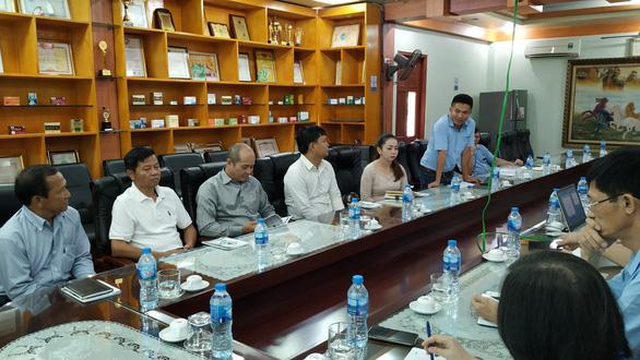 HDPHARMA hợp tác cùng Bộ Y tế Campuchia và Công ty Karuna Pharma - Ảnh 1.