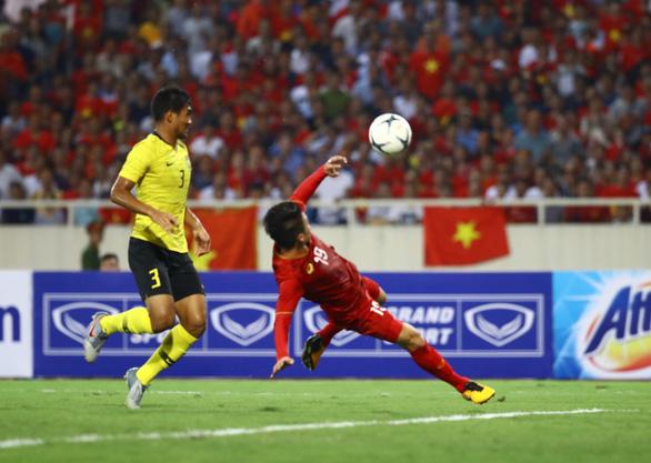 Quang Hải và bàn thắng quá đẳng cấp - Ảnh 1.