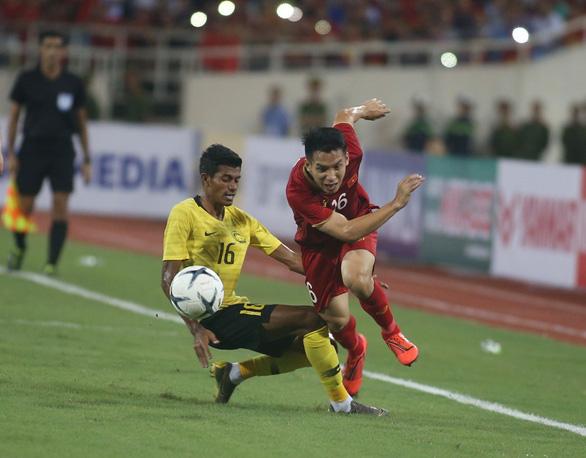 Malaysia thua vì bất ngờ hay quá tự tin? - Ảnh 1.