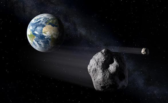Phát hiện thiên thạch có khả năng cao va thẳng Trái đất - Ảnh 1.
