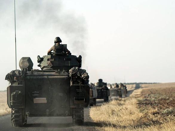 Ankara đối mặt trừng phạt địa ngục từ Mỹ sau khi đưa quân tấn công người Kurd - Ảnh 2.