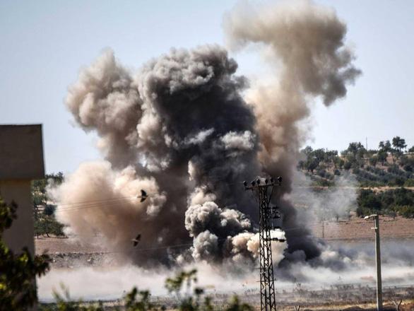 Ankara đối mặt trừng phạt địa ngục từ Mỹ sau khi đưa quân tấn công người Kurd - Ảnh 1.