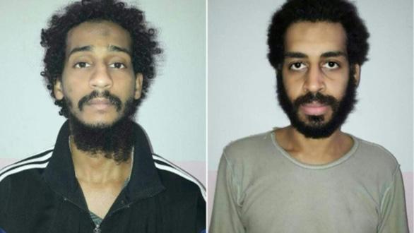 Mỹ giữ 2 chiến binh IS thuộc bộ tứ The Beatles khét tiếng tại Syria - Ảnh 1.