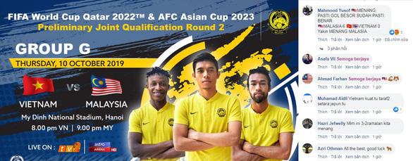 CĐV Malaysia đòi biến đội tuyển Việt Nam thành... Sri Lanka đệ nhị - Ảnh 1.
