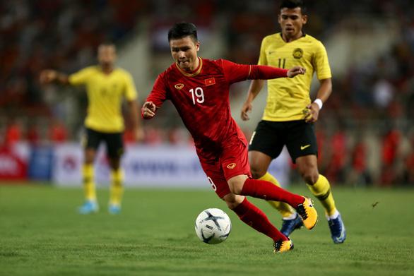 Đội tuyển Việt Nam được thưởng 3,8 tỉ đồng sau khi đánh bại Malaysia - Ảnh 1.