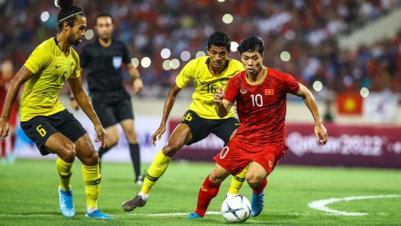 Tuyển Việt Nam - Malaysia 1-0: Bùng nổ với Quang Hải - Ảnh 3.