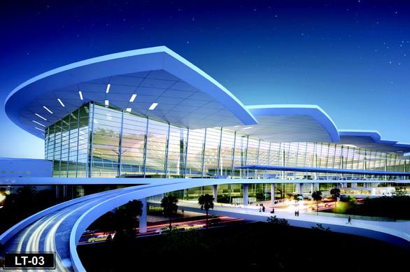 Chính phủ kiến nghị Quốc hội giao ACV đầu tư hạng mục chính sân bay Long Thành - Ảnh 2.