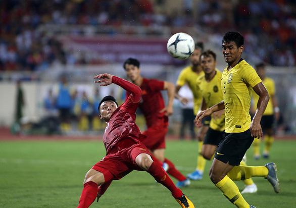 Tuyển Việt Nam - Malaysia 1-0: Bùng nổ với Quang Hải - Ảnh 1.