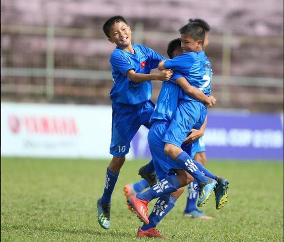 """U13 Yamaha Cup 2019 – Bệ phóng cho những """"Quang Hải mới"""" tỏa sáng - Ảnh 2."""