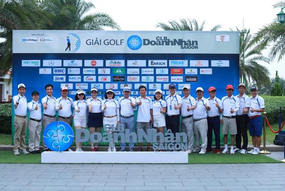 Giải Golf CLB Doanh Nhân Sài Gòn thu hút hơn 250 Golfer tham dự - Ảnh 1.