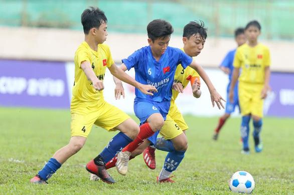 """U13 Yamaha Cup 2019 – Bệ phóng cho những """"Quang Hải mới"""" tỏa sáng - Ảnh 3."""