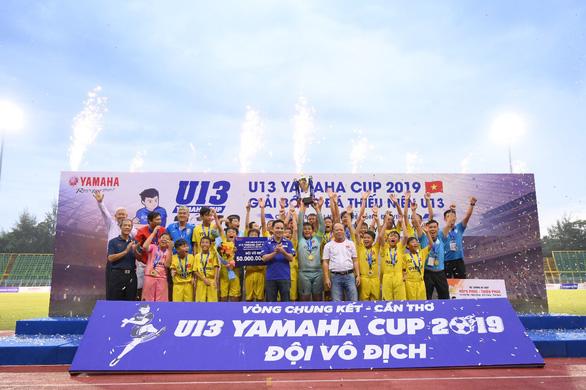 """U13 Yamaha Cup 2019 – Bệ phóng cho những """"Quang Hải mới"""" tỏa sáng - Ảnh 8."""