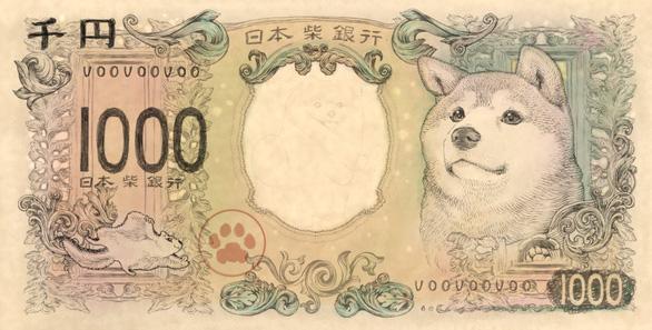Nhật sắp phát hành tiền giấy in hình chó Shiba vào năm 2024? - Ảnh 2.
