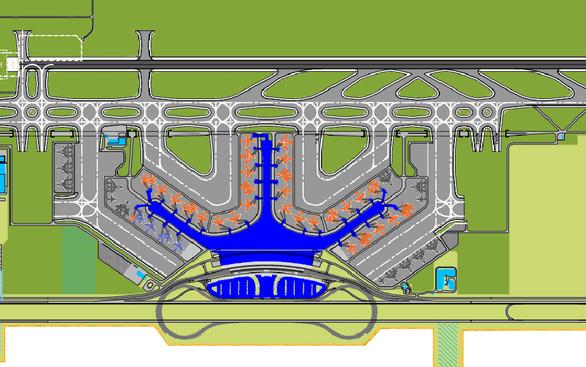 Chính phủ kiến nghị Quốc hội giao ACV đầu tư hạng mục chính sân bay Long Thành - Ảnh 1.