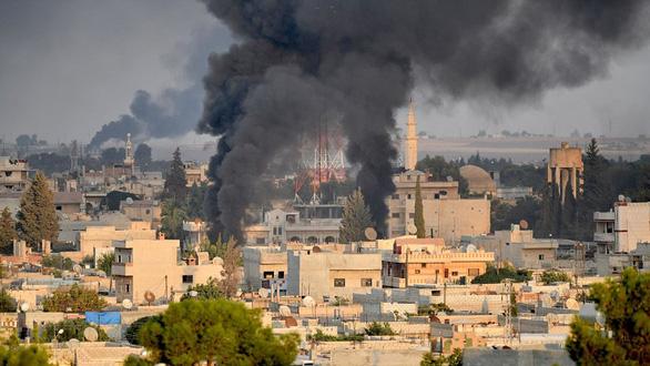 Thổ Nhĩ Kỳ tấn công người Kurd: Món quà cho IS! - Ảnh 1.