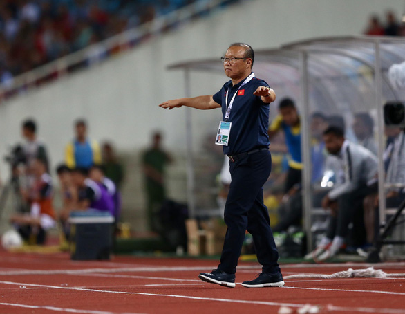 Báo Malaysia: HLV Park Hang Seo quả thật là bậc thầy về chiến thuật - Ảnh 1.