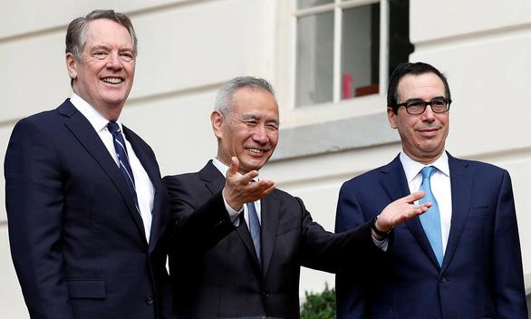 Mỹ - Trung sẽ đạt thỏa thuận hẹp? - Ảnh 1.