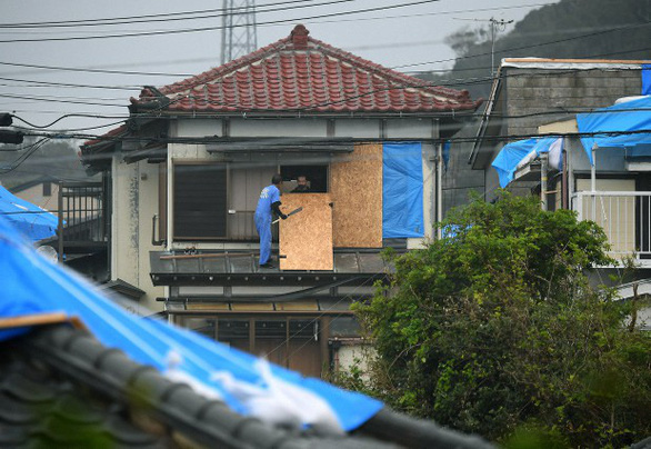 Bão lớn Hagibis đe dọa phá tan mọi kỷ lục bão ở Nhật Bản - Ảnh 1.