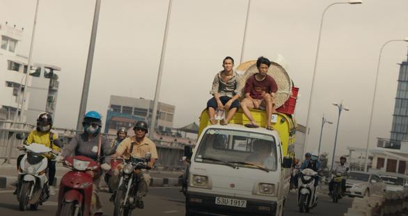 Ròm - phim chưa được cấp phép ở Việt Nam - đoạt giải tại Busan - Ảnh 1.
