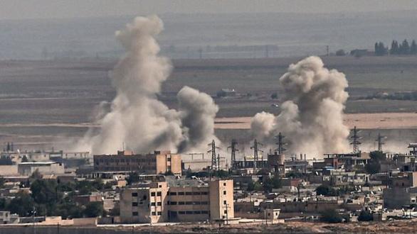 Bộ Quốc phòng Mỹ khẳng định không bỏ rơi người Kurd, cảnh báo Thổ - Ảnh 1.