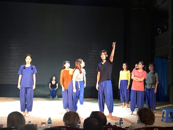 Thân phận nàng Kiều đoạt nhiều giải thưởng tại Liên hoan quốc tế sân khấu thử nghiệm - Ảnh 3.