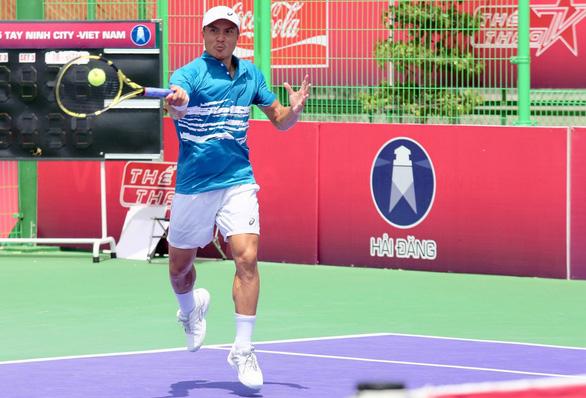 Quần vợt VN hi vọng có Daniel Nguyễn ở SEA Games 2019 - Ảnh 1.