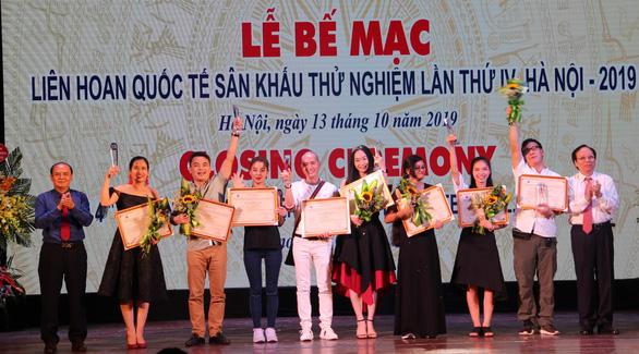 Thân phận nàng Kiều đoạt nhiều giải thưởng tại Liên hoan quốc tế sân khấu thử nghiệm - Ảnh 4.
