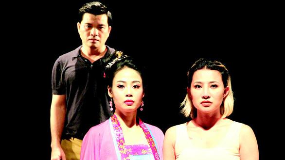Một đêm diễn, 4 đạo diễn đối thoại với nàng Kiều - Ảnh 4.