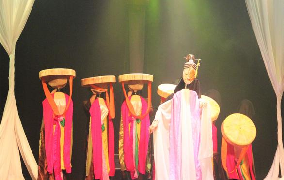 Thân phận nàng Kiều đoạt nhiều giải thưởng tại Liên hoan quốc tế sân khấu thử nghiệm - Ảnh 1.
