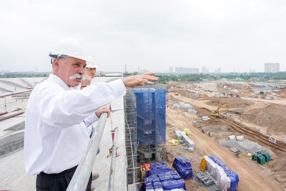 VinFast là nhà tài trợ chính của chặng đua F1 tại Việt Nam - Ảnh 2.
