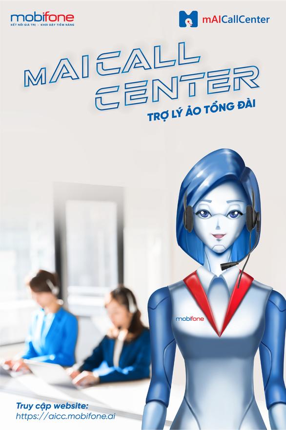 mAICallCenter: Giải pháp thay thế tổng đài truyền thống - Ảnh 1.