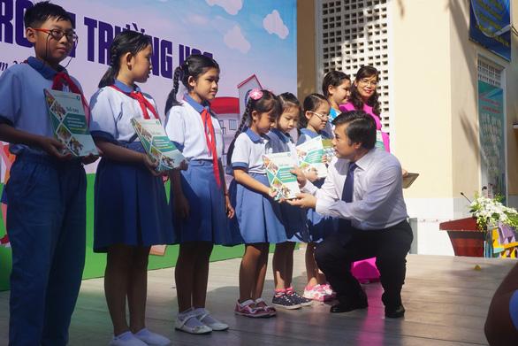 Phát động phong trào giáo viên cùng học tiếng Anh với học sinh - Ảnh 1.