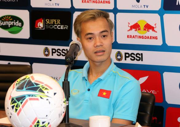Văn Toàn: Tôi háo hức đối đầu với Indonesia - Ảnh 1.