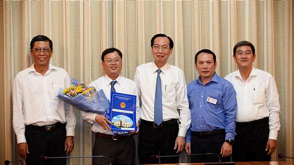 Sở Giao thông vận tải, Nông nghiệp phát triển nông thôn TP.HCM có phó giám đốc mới - Ảnh 1.