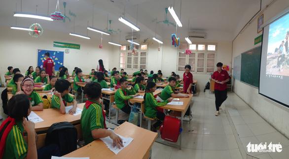 Phát động sân chơi Tài năng Anh ngữ Việt Nam 2019 - Ảnh 1.
