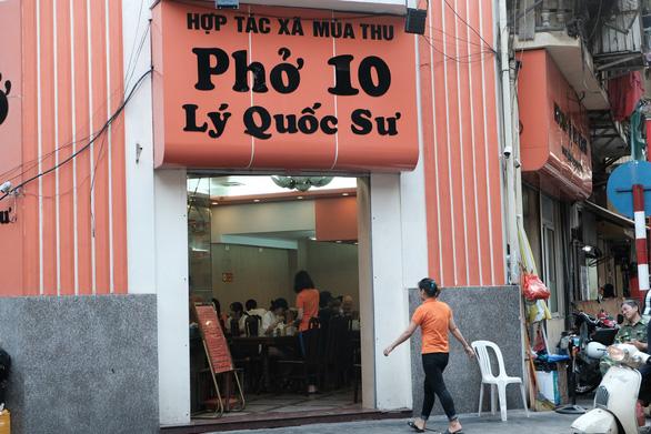 Đến Hà Nội, đừng bỏ qua ba quán phở trứ danh này - Ảnh 8.