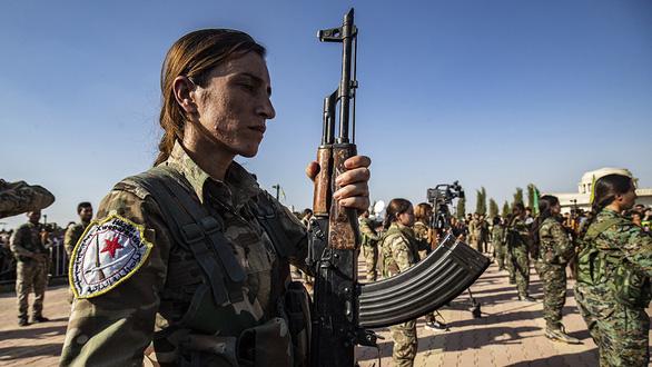 Người Kurd đang ở đâu sau 100 năm? - Ảnh 1.