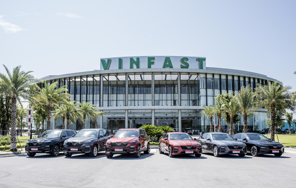 VinFast là nhà tài trợ chính của chặng đua F1 tại Việt Nam - Ảnh 3.