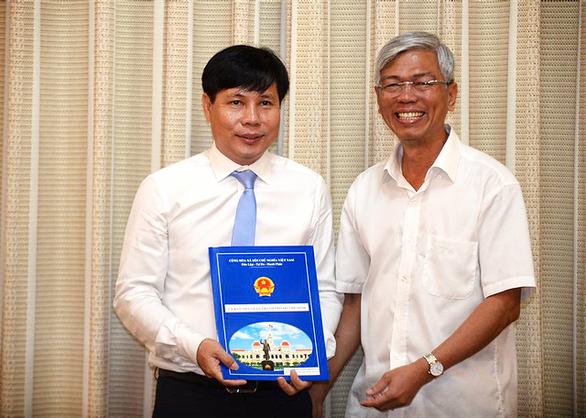 Sở Giao thông vận tải, Nông nghiệp phát triển nông thôn TP.HCM có phó giám đốc mới - Ảnh 2.