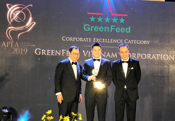 GreenFeed được vinh danh doanh nghiệp châu Á - TBD2019 - Ảnh 1.