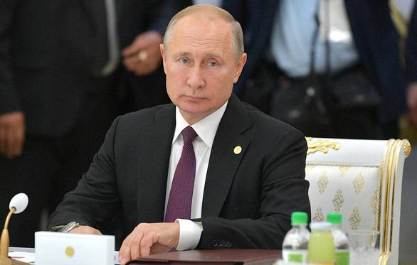 Ông Putin tiết lộ không theo dõi trực tiếp Twitter của ông Trump - Ảnh 1.